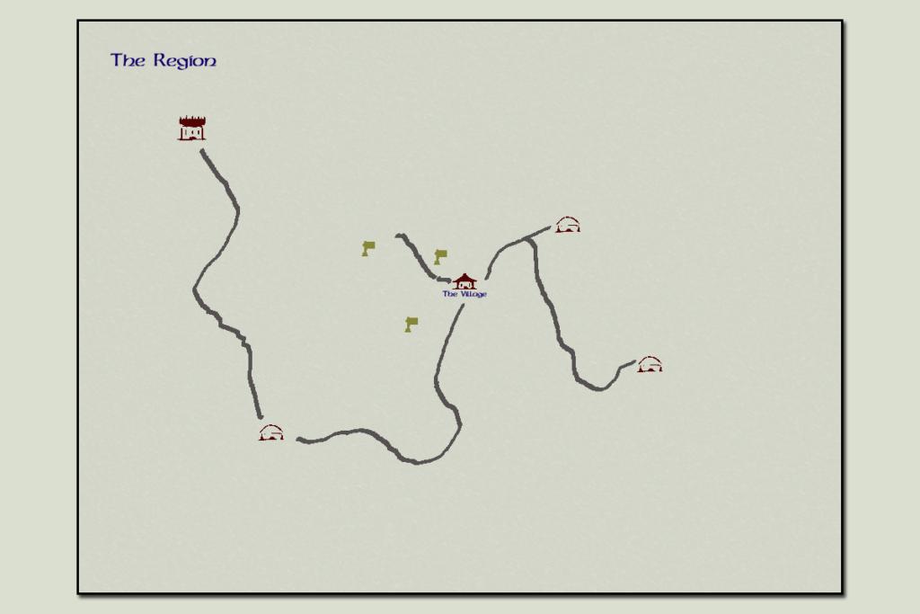 Region Map Header